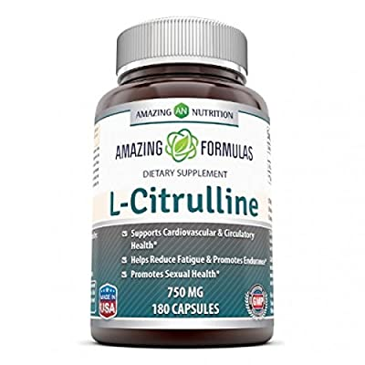 Amazing Nutrition L-Citrulline 750mg 180 capsules from Amazing Nutrition