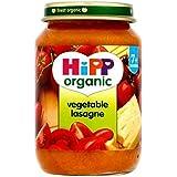 Hipp Légumes Biologiques Lasagnes 7 + Mois 190G - Lot De 2