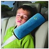 leewin Sicherheitsgurt Schulterpolster Auto Kopfstütze Kissen Kinder Cervical Kissen, Reisekissen für Sleep