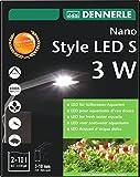 Dennerle Nano Style LED S Eclairage pour Aquarium d'Eau Douce 3 W