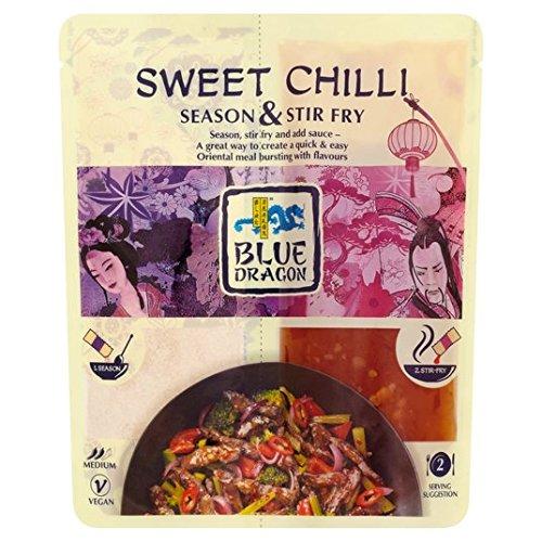 Blue Dragon doux Chilli Saison & Sauté Sauce 150g