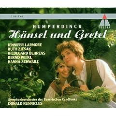 H�nsel Und Gretel : Act 2 ''Ein M�nnlein Steht Im Walde'' [Gretel, H�nsel]