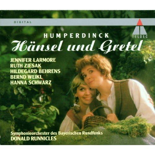Hänsel Und Gretel : Act 3 ''Ich Bin Rosine Leckermaul'' [The Nibblewitch, Gretel, Hänsel]