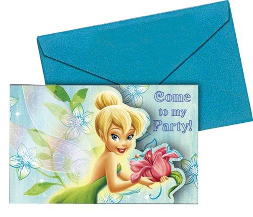 Disney Amscan Tinkerbell Blumen Laden