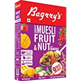 Bagrry's Crunchy Muesli Fruit and Nut with Cranberries, 400g