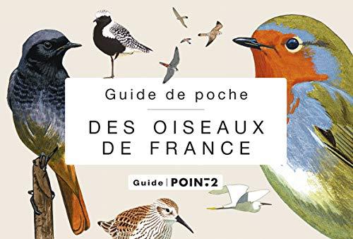 Guide de poche des oiseaux de France