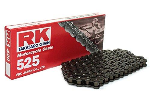 RK - 99455114 : Cadena transmision negra RK 525M