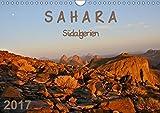 Sahara - Südalgerien (Wandkalender 2017 DIN A4 quer): Mensch, Natur und Kultur: Begegnungen in der Sahara (Monatskalender, 14 Seiten ) (CALVENDO Natur)