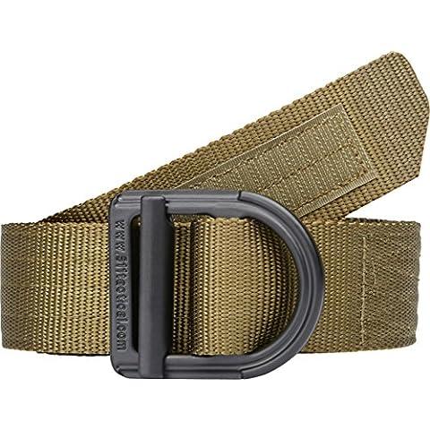 5.11Trainer Belt, Uomo, Ceinture Trainer, green - Tdu Green, FR : L (Taglia produttore : L)