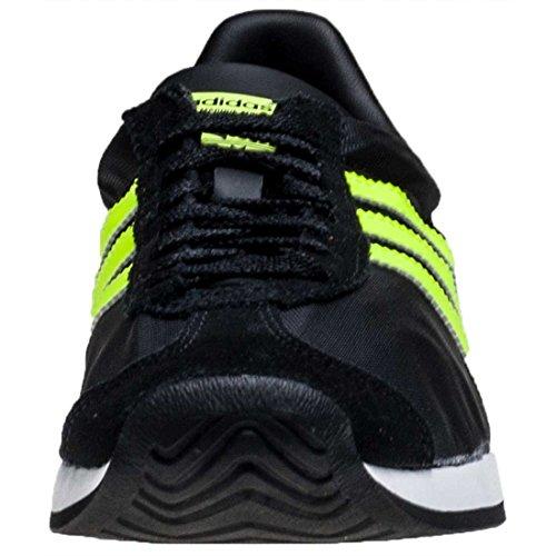 adidas Herren Country Og Trainingsschuhe Black Lime