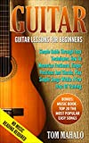 GUITAR:Guitar Lessons For Beginners, Simple Guide Through Easy Techniques, How To Memorize Fretboard, Finger Positions, And Chords, Play Simple Songs Within ... Beginners, Easy Techniques, Fretboard)