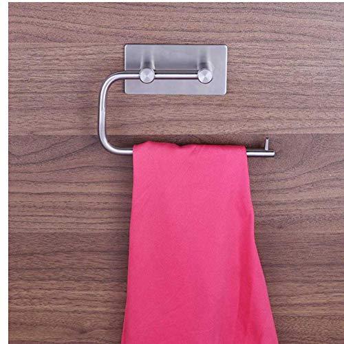 Edelstahl Schrank Schrank Tür hängen Rack Regal Tow (Tow-rack)