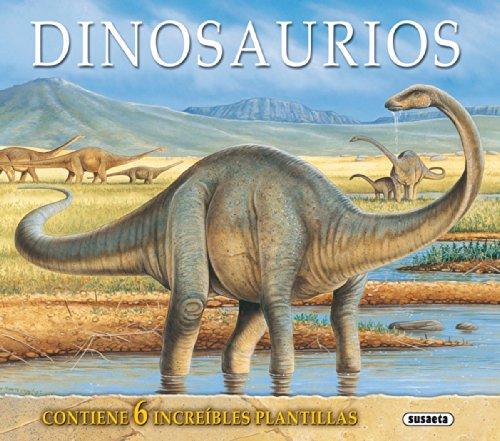 Dinosaurios (Dibuja con plantillas)