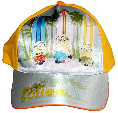 Kappe Schirmmütze in verschiedenen Farben (54, Gelb 3) (Tmnt-baseball-cap)