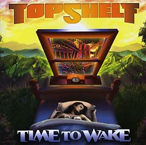 Time to Wake by Top Shelf (2008-09-23)