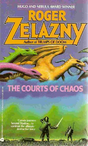 Les Cours du chaos (Cycle d'Ambre.) par Roger Zelazny, Bruno Martin
