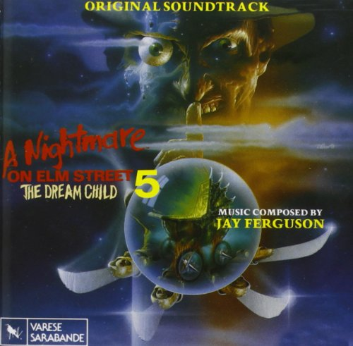 A Nightmare on Elm Street Vol. 5 O.S.T.
