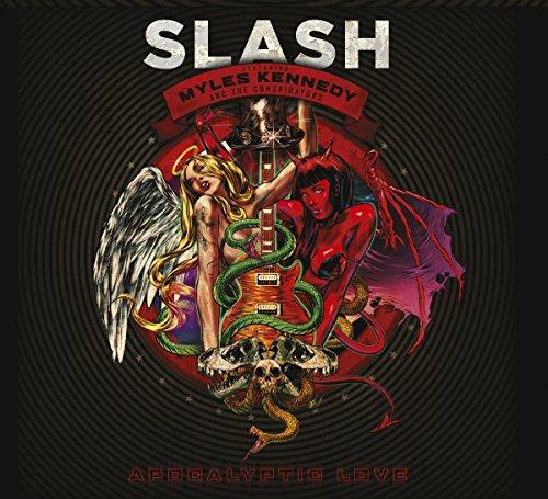 Apocalyptic Love [Deluxe Edition] (CD+DVD)