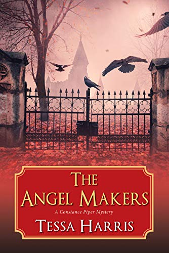The Angel Makers (A Constance Piper Mystery Book 2) (English Edition)