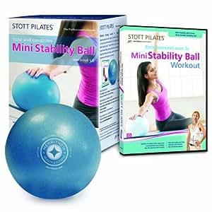 Mini Stability Ball Power Pack [DVD] [Region 0] [US Import] [NTSC]
