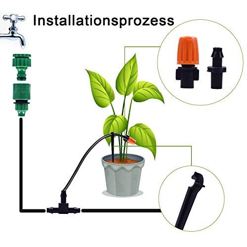 Emejing Irrigazione Automatica Terrazzo Pictures - Idee Arredamento ...