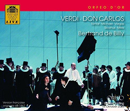 Verdi Don Carlos (Franz)