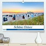 Schöne Ostsee - Impressionen übers Jahr (Premium-Kalender 2020 DIN A2 quer): Im Eis, im Sturm oder im Sonnenaufgang - wunderschöne Ostseebilder. (Monatskalender, 14 Seiten ) (CALVENDO Natur)