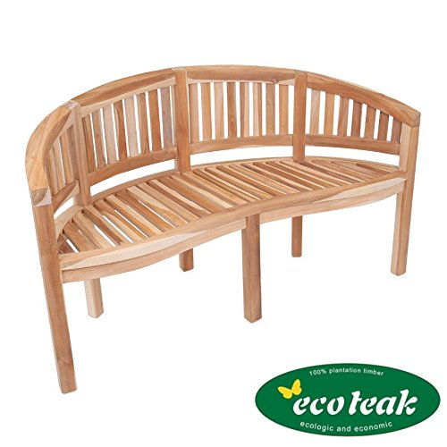 PLOSS ECO-TEAK BANK 'SAN FRANCISCO' 150 CM