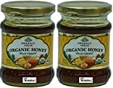 #10: Organic India Organic Wild Forest Honey 250g ( Pack of 2 )
