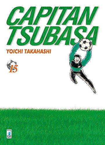 Capitan Tsubasa. New edition: 15 por Yoichi Takahashi