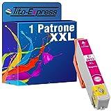 PlatinumSerie® 1x Druckerpatrone XXL kompatibel für Epson TE2633 Magenta Expression Premium XP-510 XP-520 XP-600 XP-600 Series XP-605 XP-610 XP-610 Series XP-615