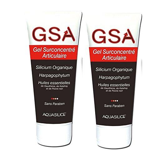 GSA Gelenk-Gel, hochkonzentriert, organisches Silizium, 200ml
