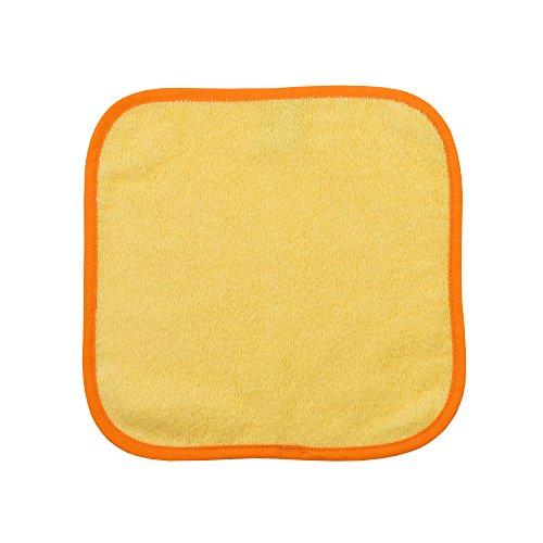 Preisvergleich Produktbild Wörner Südfrottier Seiftuch Waschlappen unbestickt uni Frottee 30x30cm versch. Farben (hellgelb)