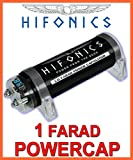 Hifonics HFC 1000 Kondensator 1.0 Farad Pufferkondensator / Power-Stabilizer / Powercap