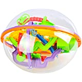 ETTG Intelligent 3D Smart Ball Large Maze Puzzle Game Easter Gift for Kids Toy