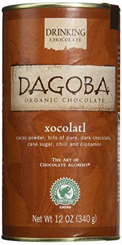 Dagoba Organic Chocolate - Cioccolato bevente Xocolatl - 12 oncia.