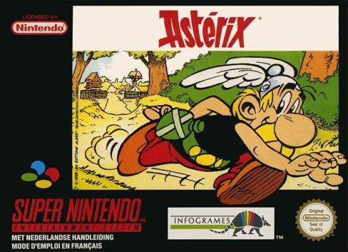 Asterix SNES