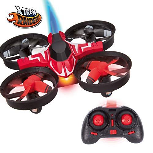 Drones- Mini niños, Mercury Xtrem Raiders, Auto looping