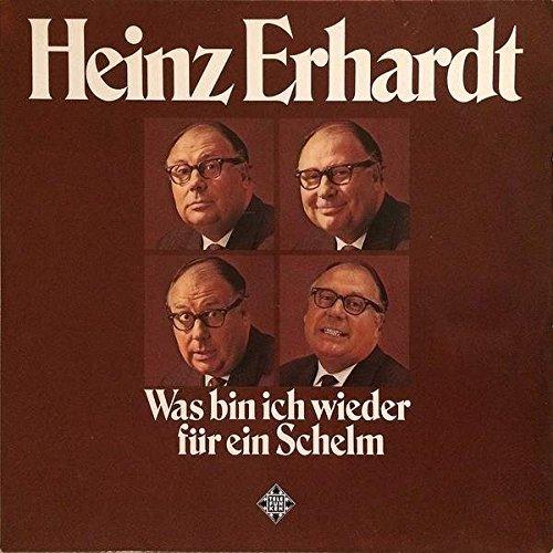 Heinz Erhardt - Was Bin Ich Wieder Für Ein Schelm - Telefunken - 6.28019 DP, Telefunken - TS 3155/1-2