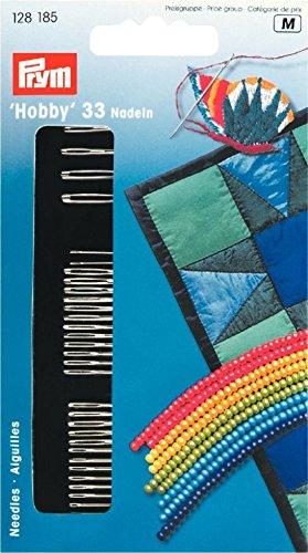 PRYM Nähen und Handwerk/Hobby Nadeln, Set 33