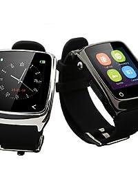 H1Wearables reloj inteligente de lujo, control de mensajes/control de la cámara/rastreador de sueño para iOS/Android OS