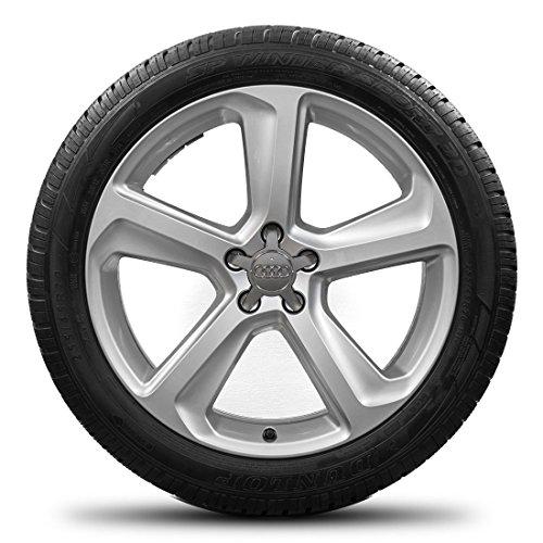 "Jantes aluminium 20""origine Audi Q5sq58R Jantes pneus Roues Dunlop d'hiver hiver"