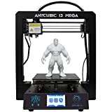 Anycubic Prusa I3 3D-Drucker LCD Bildschirm USB SD Karte 3D Printer DIY Kit Set