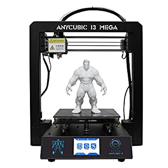 anycubic i3 mega 3d drucker kit mit gr erer druckgr e und 3 5 zoll tft touchscreen pla abs 1. Black Bedroom Furniture Sets. Home Design Ideas