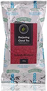 Subodh's Darjeeling Clonal Tea, 250 grams
