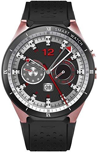 JYSXT Smart Watch GPS-Navigation Android Smart Watch WiFi-Uhrentelefon Mit 4 GB + 512 MB Speicher 200 W Kamera wasserdichte Herzfrequenzüberwachung Aktivitätsüberwachung