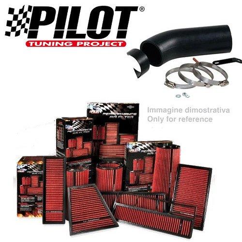06347 Filtre à air Aspiration directe Sport Tuning Volkswagen Golf III 01/92 > 08/97 2.8L 174 CV/2.9L 190 CV spécifique Lampa Kit Complet Voiture