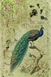 Reispapier A4 - The Birds of Paradise. Motiv-Strohseide, Strohseidenpapier, Decoupage Papier