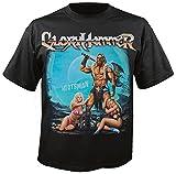 GLORYHAMMER - The Hollywood Hootsman - T-Shirt Größe XL