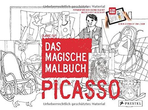 Picasso. Das magische Malbuch